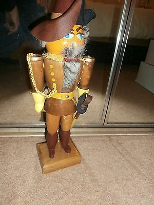 Christmas Nutcraker wooden doll soldier