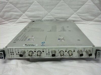 HP E1429A 2-Channel 20 MSa/s Digitizer (VXI-bus, Series C-size) for 75000 System