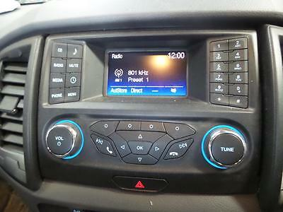 Ford Ranger Radio/cd/dvd/sat/tv Dash Radio Control Panel, Px, 10/11- 11 12 13 14