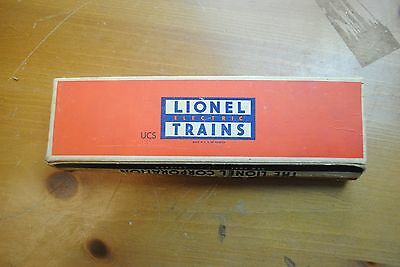 Lionel UCS Remote Control Track Set Box Only