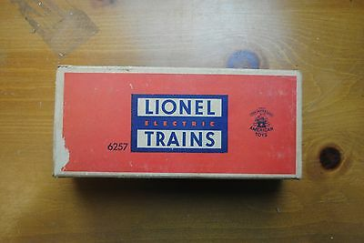 Lionel 6257 SP-type caboose Box Only