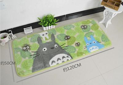 "My Neighbor Totoro Carpet Footcloth Japan Medium 20"" x 47 "" Cos Gift"