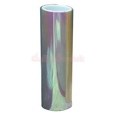 "12""x84"" Chameleon Clear Purple Car Headlight Taillight Vinyl Tint Film Wrap"