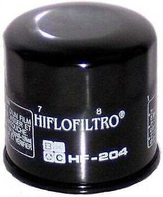 1x Hiflo Filtre huile HF204 Yamaha YFM 350 A GY Grizzly 2 Roues Motrices