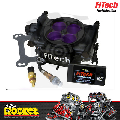 FiTech Meanstreet EFI 800HP Self Tuning Fuel Injection System - FH30008