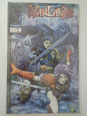 "Image Comics "" WARLANDS "" vol 1 The fall shal' hazar VO (US) sous pochette 1 Aug"