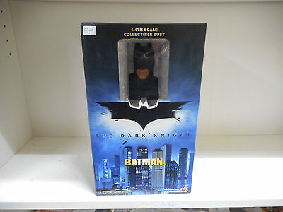 Batman The Dark Knight-Collectible Bust-Scale 1/4-Hot Toys-7 61941 27876 6--D12