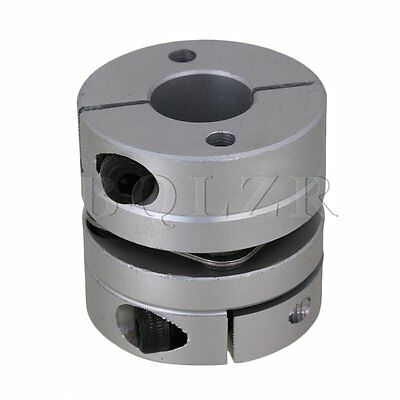 8mm x 14mm Single Diaphragm Flexible Coupling Servo System Coupler Silver