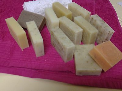 Wholesale Natural Handmade Vegan Cruelty Free Soap - 12 X 80g - Friendly Soap
