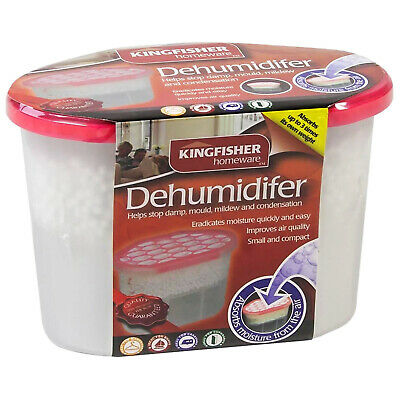 Hydroponics 1L Large Dehumidifier Damp Prevention Wardrobe Indoors Grow Tent UK