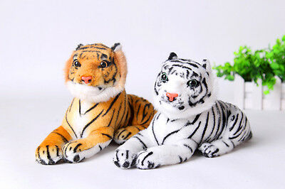 Cute Tiger Animal Soft Stuffed Plush Toy Pillow Children Kids Baby Gifts Exotic