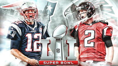 "082 Tom Brady - New England Patriots Super Bowl MVP NFL Player 42""x24"" Poster"