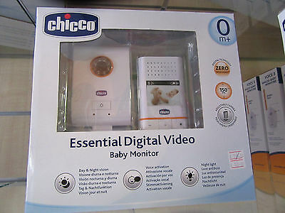 """Chicco - Baby Monitor  """"essential  Digital Video"""""""