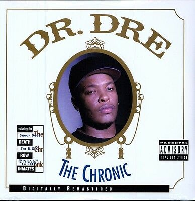 DR DRE The Chronic NEW SEALED VINYL 2 x LP *FREE UK POST *WORLD SHIP Suge Knight