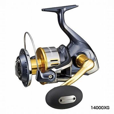 Shimano 15 TWIN POWER SW 14000-XG Spinning Reel New!