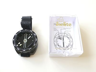 Ikelite Underwater Systems Pro Wrist Compass 2500 Special Forces/SBS/SEAL Issue