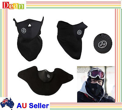 Face Mask Bike Motorcycle Ski Snow Snowboard Fishing Biker Neck Winter Warmer