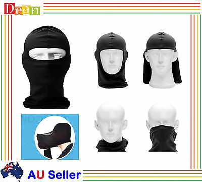 Hat Face Mask Bike Motorcycle Biker Head Neck Balaclava Sun Protection NEW BULK