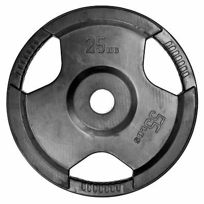 "CoreX Grip Disc 1"" Weight Plate 1.25kg-15kg - Gym  Training Fitness"