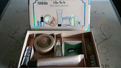sephora glow for it  favourites set Hourglass Becca Benefit Lancome Cover FX Mil