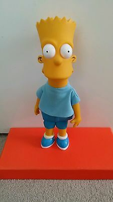 The Simpsons - Bart Simpson Figure - 12 Inch - 1990