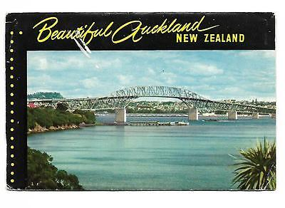NEW ZEALAND Postcard AUKLAND   Scenic Views   Letter Card