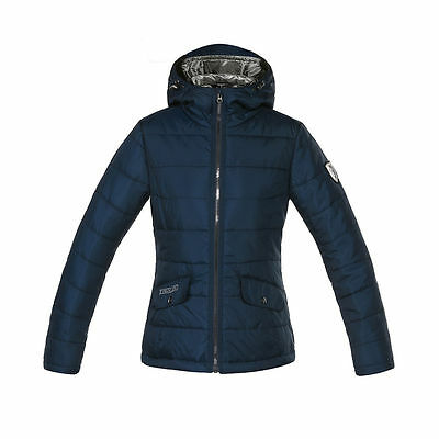 Kingsland Holly Ladies Insulated Jacket (153-OW-208) Navy 265 / Red Fudge 351