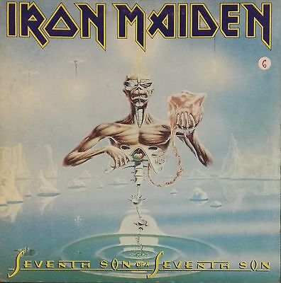 Iron Maiden - Seventh Son of a Seventh Son - Vinile
