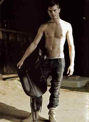Unofficial JAMIE DORNAN 20 *A3* print Poster - Fifty Shades Christian Grey