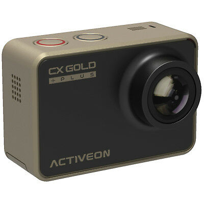 ACTIVEON GCB10W CX GOLD PLUS Action Cam  , WLAN, Touchscreen