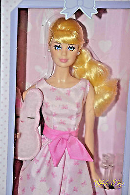 It's A Girl Birthday Baby Shower Gift Barbie Doll