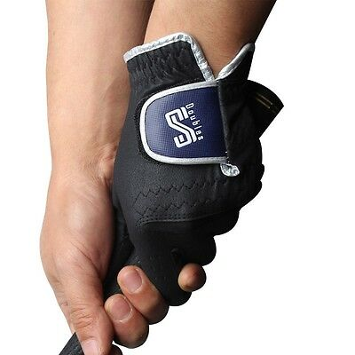 [DoubleS] Try Men's golf gloves All-Microfiber fabric Regular Durable Limit Qty