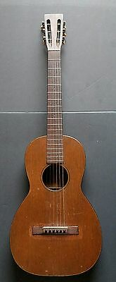 1929 CF Martin 2-17 Parlor Acoustic Guitar RARE YEAR Out Of 25