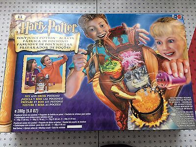 Harry Potter Polyjuice Potion Maker Game - Mix and Drink - Mattel NEW SEALED
