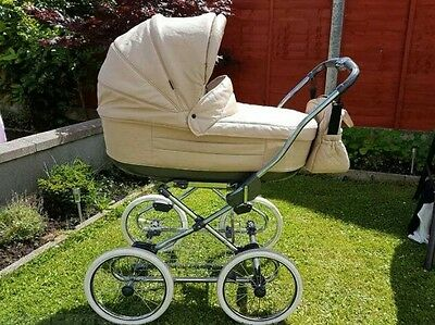 luxury Retro Pram Roan Marita
