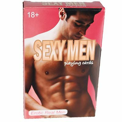 Sexy.Men  Playing Cards perfect for stag & hen do or for fun  401