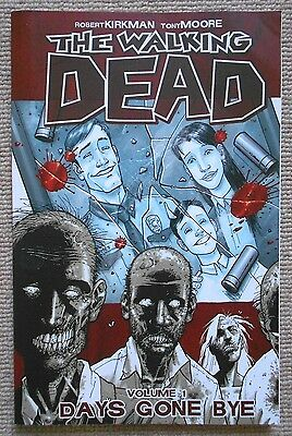 THE WALKING DEAD VOLUME 1 GRAPHIC NOVEL New Paperback Collects Issues #1-6