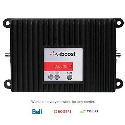 Weboost 3G-M Drive Kit (470102F) Cell Phone Signal Booster