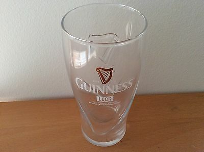 Guinness Rugby World Cup 2015 Glass - Lock