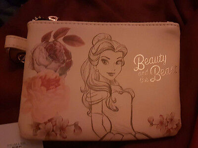 Disney Primark Beauty and the Beast Belle Purse Coin Bag