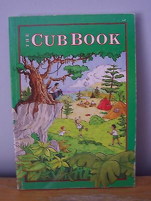 1991 Scout Canada - The Cub Book - Unused - Good Condition