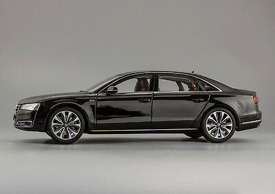 Audi A8 L W12 2014 1/18 Diecast Kyosho 09232 Black - New In Box!