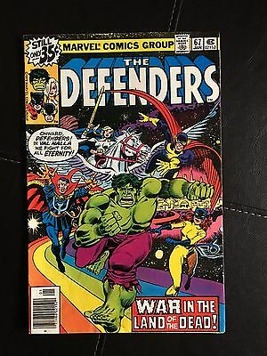The Defenders (Marvel, 1978) Issue #67
