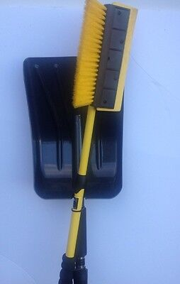 Hopkins 17211 Subzero Car Emergency Snow Shovel & Snowbroom Combo