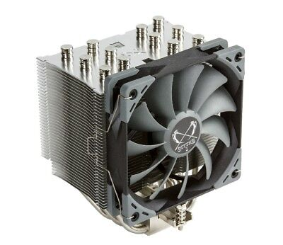 Scythe Mugen 5 CPU Cooler with Sealed Precision FDB Kaze Flex 120mm PWM fan