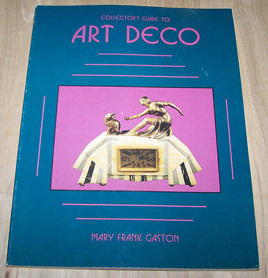 Art Deco  Price Guides with color..