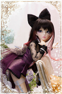 1/4 BJD doll girl dolls Free Face Make UP+Eyes 42.5cm