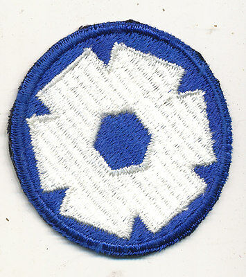 6th Service Command patch real WWII make US Army