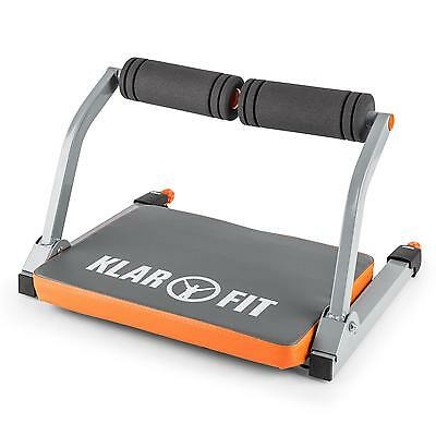 Ab Core Training Abdominal Excercise Machine Gym Home Excercise Body Fitness New