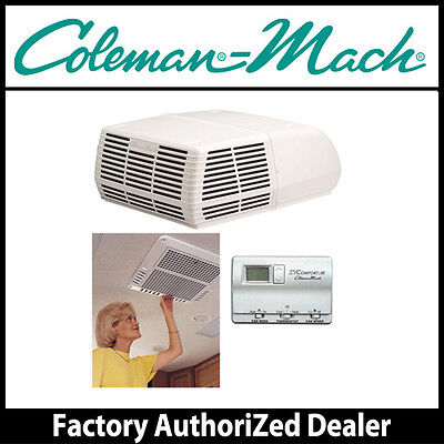 COLEMAN MACH15 15K Ducted White Air Conditioner - Roof, Ceiling